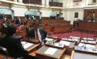 Protesta de fujimoristas consigue suspender Pleno del Congreso