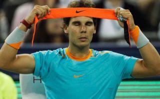 """Rafael Nadal: """"Ha sido un año desagradable de principio a fin"""""""