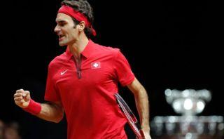 Federer es campeón de la Copa Davis con Suiza