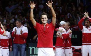 Roger Federer se acercó a Novak Djokovic en el ránking ATP