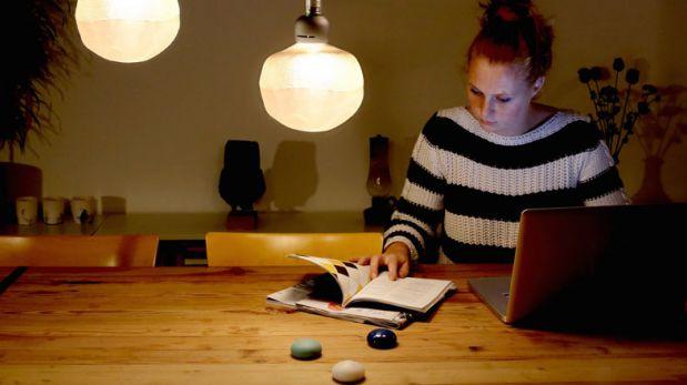 Mueve la luz de tu casa con esta sorprendente lámpara