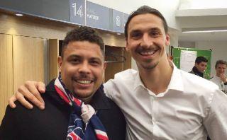 Facebook: ¿Qué dice Zlatan Ibrahimovic sobre Ronaldo?