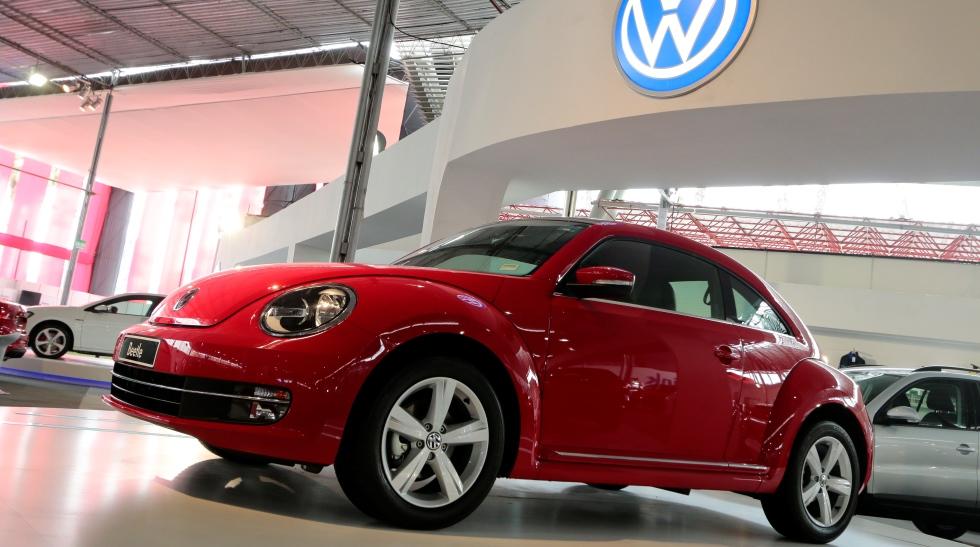 Motorshow: Volkswagen presentó sus nuevos modelos en el evento