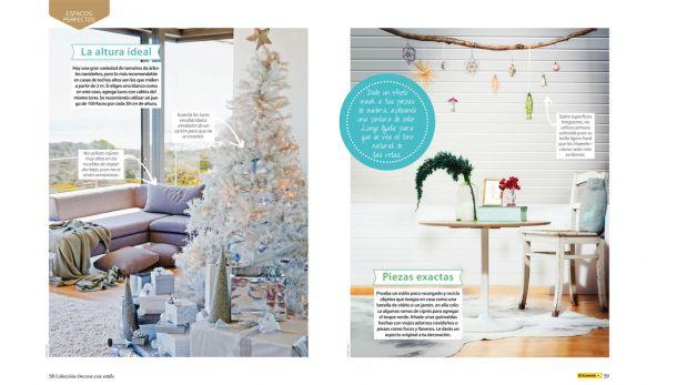 Decora con estilo te ayudará a diseñar una Navidad inolvidable