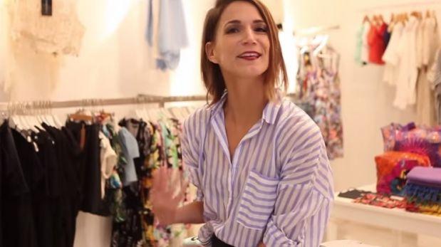 Viste como las estrellas con el nuevo programa de Lorena Salmón