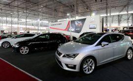 Motorshow: Seat mostró su completa gama de modelos