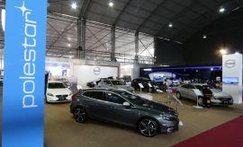 Motorshow: Volvo estuvo presente con sus distintos modelos