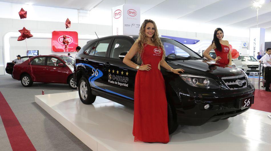 Motorshow: Las marcas chinas se hicieron presentes en el salón