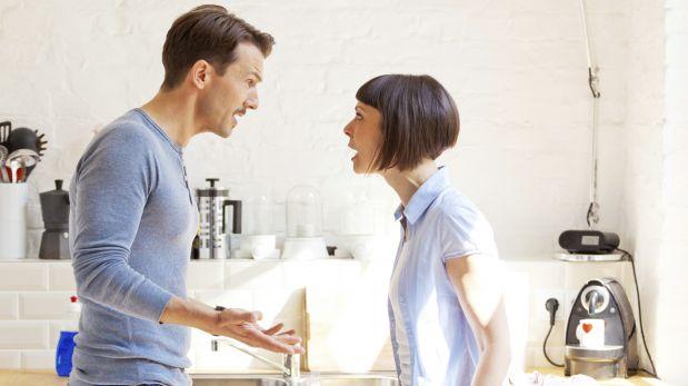 Tener el estómago vacío hace que te pelees más con tu pareja