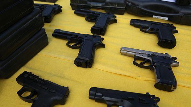 Sentenciados por agresión familiar no podrán portar armas