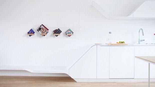 Decora y crea diseños divertidos con este estante multiusos