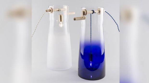 Esta lámpara traerá la luz a tu casa como sacada de un pozo