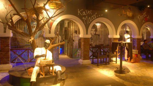 ¿Cenarías en este restaurante ambientado como cárcel?