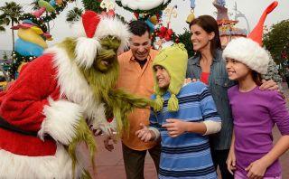 Lo más esperado: Llega la Navidad a Universal Studios
