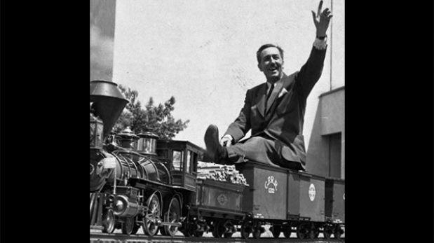 Así ocurrió: En 1901 nace el visionario Walt Disney