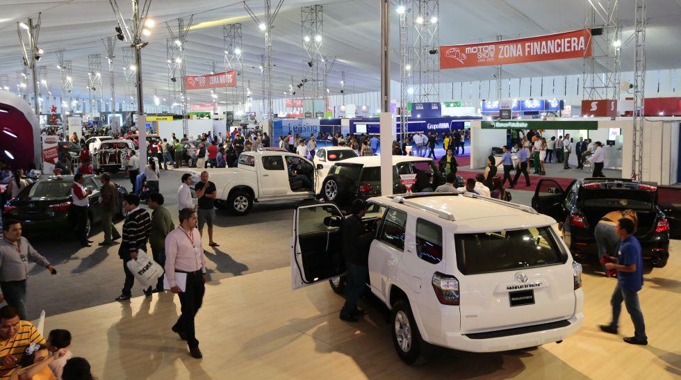 Motorshow: Más de 131 mil personas fueron al salón