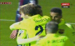 Barcelona vs. Huesca: culés golearon 4-0 por Copa del Rey