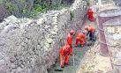 Constructora daña muro inca de complejo arqueológico en Ica