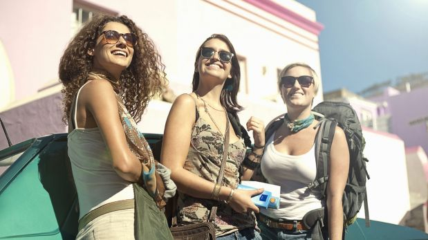 Estas son las ventajas de viajar en grupo con tus amigas