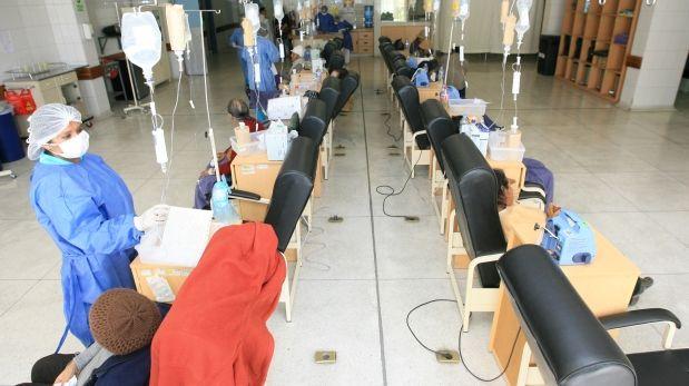 El cáncer mata a unos 25 mil peruanos al año