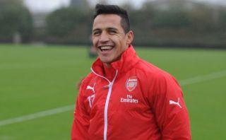"""Alexis Sánchez: """"Arsenal tiene el mismo nivel que Barcelona"""""""