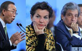 COP 20: Ban Ki-Moon y Evo Morales participaron en el octavo día