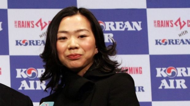 El berrinche de la vicepresidenta de Korean Air