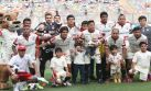 Universitario se enfrentará a River Plate, Peñarol y Nacional
