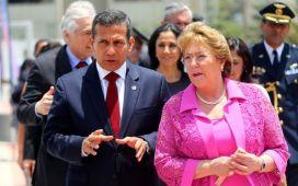 Humala y Bachelet buscan mecanismos para fortalecer relación