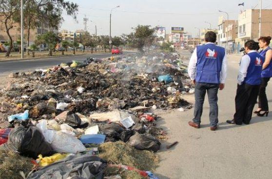 Defensoría pide al Minsa declarar emergencia sanitaria en Comas