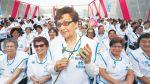 Adulto mayor: Los voluntarios son ejemplos de entrega total - Noticias de mannucci