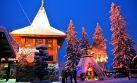 La Villa de Santa Claus, el lugar de residencia de Papá Noel