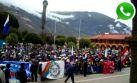 Cusco: pobladores de Calca marchan por conflicto territorial