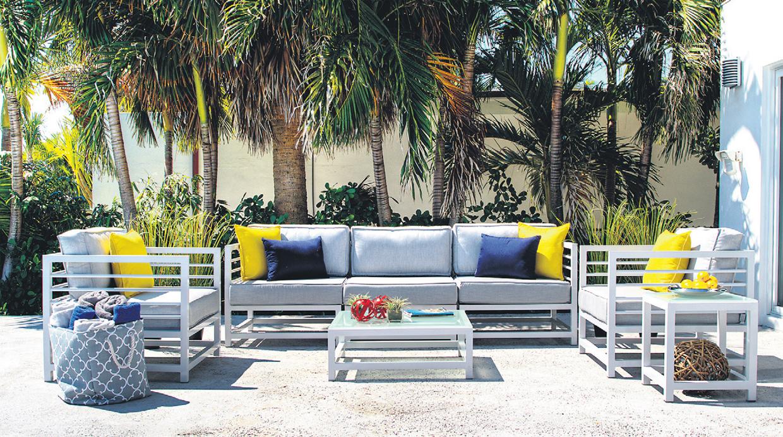 Muebles Para Terrazas Exteriores Idea Creativa Della Casa E Dell  # Ufamo Muebles De Oficina Sevilla