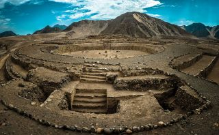Huaicos: Zona Arqueológica de Caral está fuera de peligro