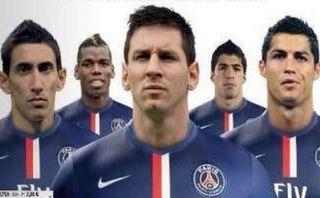 ¿Cristiano o Messi podrían reemplazar a Zlatan en el PSG?