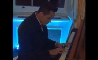 Instagram: Alexis Sánchez y su habilidad para tocar el piano