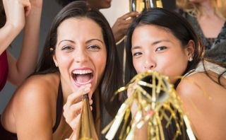 Año Nuevo: cinco opciones para recibir el año 2015 con alegría