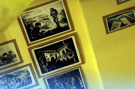 Urresti y abogado de Abimael Guzmán pelearon por esta galería
