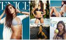 Tenista Ana Ivanovic realizó sexy sesión de fotos para revista