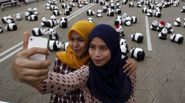Cuando los 'selfies' inundaron nuestra vida y nuestro idioma