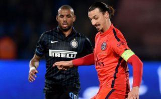 PSG venció 1-0 al Inter de Milán por amistoso en Marruecos