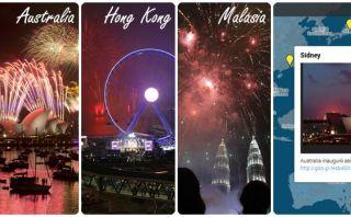 Año Nuevo: todos los shows que dieron la bienvenida al 2015