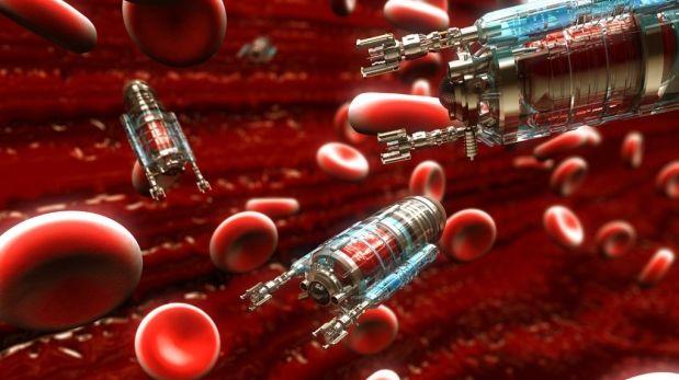 Inyectarán minirrobots en paciente para curarlo de cáncer