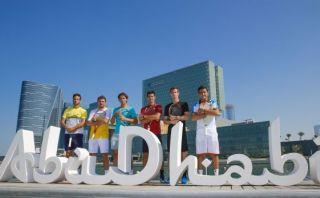 Tenis en Abu Dabi: Nadal-Murray y Wawrinka-Djokovic a semis