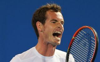 Andy Murray campeonó en Abu Dabi sin jugar ante Novak Djokovic