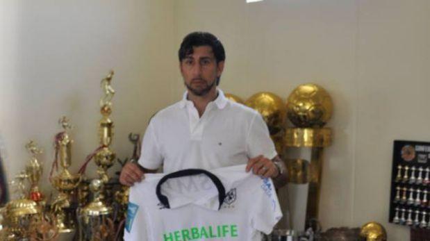San Martín: técnico argentino Cristian Díaz llegó a Lima