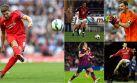 Igual que Gerrard: futbolistas que han jugado en un solo club