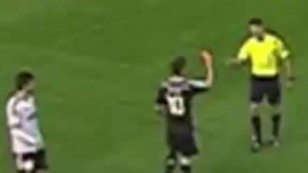 Real Madrid: ¿James Rodríguez le sacó tarjeta roja al árbitro?