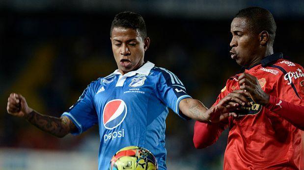 Andy Polo: ¿Cuál es su situación en Millonarios de Colombia?